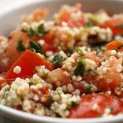 Couscous med tomatmix