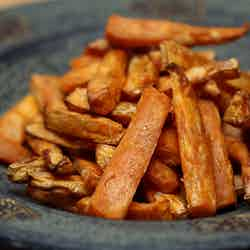 Sötpotatis fries