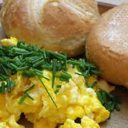 Perfekt äggröra