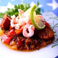 Jambalaya på quinoa